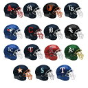 MLBミニヘルメット MLBチーム アメリカンリーグ アメリカンフットボール メジャーリーグ MLB
