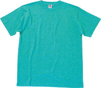 BONMAX(ボンマックス)カジュアルTシャツヘビーウェイト T シャツ MS1117MS1117エメラルドグリーンの画像