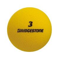 BridgeStone(ブリジストン)テニスボールスポンジボール3BBPPS4の画像