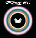バタフライ(Butterfly)卓球ガット・ラバーテナジー・05・FX(Tenergy05フレックス)05900レッド