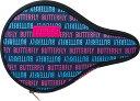 バタフライ(Butterfly)卓球ケース卓球ケース テミドル・フルケース62750ロゴガラ