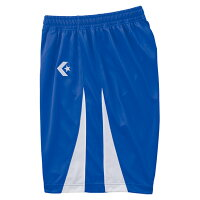 CONVERSE(コンバース)バスケットゲームシャツ・パンツゲームパンツCB251801Rブルー/ホワイトの画像