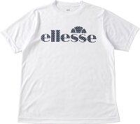 Ellesse(エレッセ)テニスSS プラクティスロゴクルーEM08106の画像