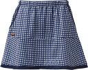 Ellesse(エレッセ)テニスゲームシャツ パンツ(レディース ガールズ テニスウェア) チームスカートETS2810LNYチェック