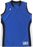 Champion(チャンピオン)バスケットゲームシャツ・パンツ【レディース バスケットボールウェア】 WOMENS ゲームシャツCBLR2204アメリカBLの画像