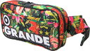 足球 - GRANDE(グランデ)フットサルバッグTropical Flor−ONE−SHOULDER BAGGFPH16902BLACK