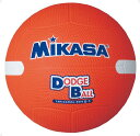 ミカサ(MIKASA)ハンドドッチ教育用白線入りドッジボール1号D1WO