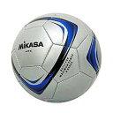ミカサ(MIKASA)サッカーサッカーボール 4号_シルバーF4TPSL