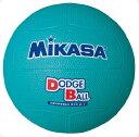 ミカサ(MIKASA)ハンドドッチボール教育用ドッジボール1号D1グリーン