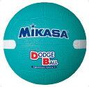 ミカサ(MIKASA)ハンドドッチボール教育用白線入りドッジボール1号D1Wグリーン