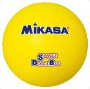 ミカサ(MIKASA)ハンドドッチグッズその他スポンジドッジボールSTD18イエロー