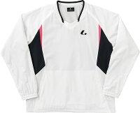 LUCENT(ルーセント)テニスユニセックス ウィンドウォーマートレーナー ホワイトXLT5170の画像