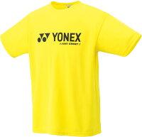 Yonex(ヨネックス)テニスTシャツジュニア テニスウェア ベリークールTシャツ16201Jライトイエローの画像