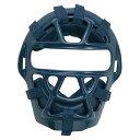 ZETT(ゼット)野球&ソフトマスク・プロテクター少年軟式野球用キャッチャーマスク(SG基準対応)BLM7200Aネイビー