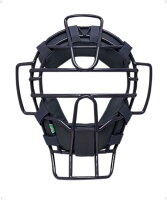 ZETT(ゼット)野球&ソフトマスク・プロテクター大人・中学軟式野球用マスク(A号・B号対応、審判用マスク兼用)(SG基準対応)BLM3190Bネイビーの画像