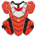ZETT(ゼット)野球&ソフトマスク・プロテクタープロステイタス 軟式野球用プロテクター BLP3295BLP3295レッド/Sグレー