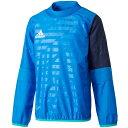 adidas (アディダス) サッカー ジュニアピステ KIDS X RENGI ウィンドピステトップ ジュニア ショックブルーS16 BHA02 AJ1308