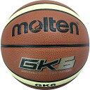 molten (モルテン) バスケットボール 6号ボール 人工皮革バスケットボール レディース 6号球 ブラウン×クリーム BGK6
