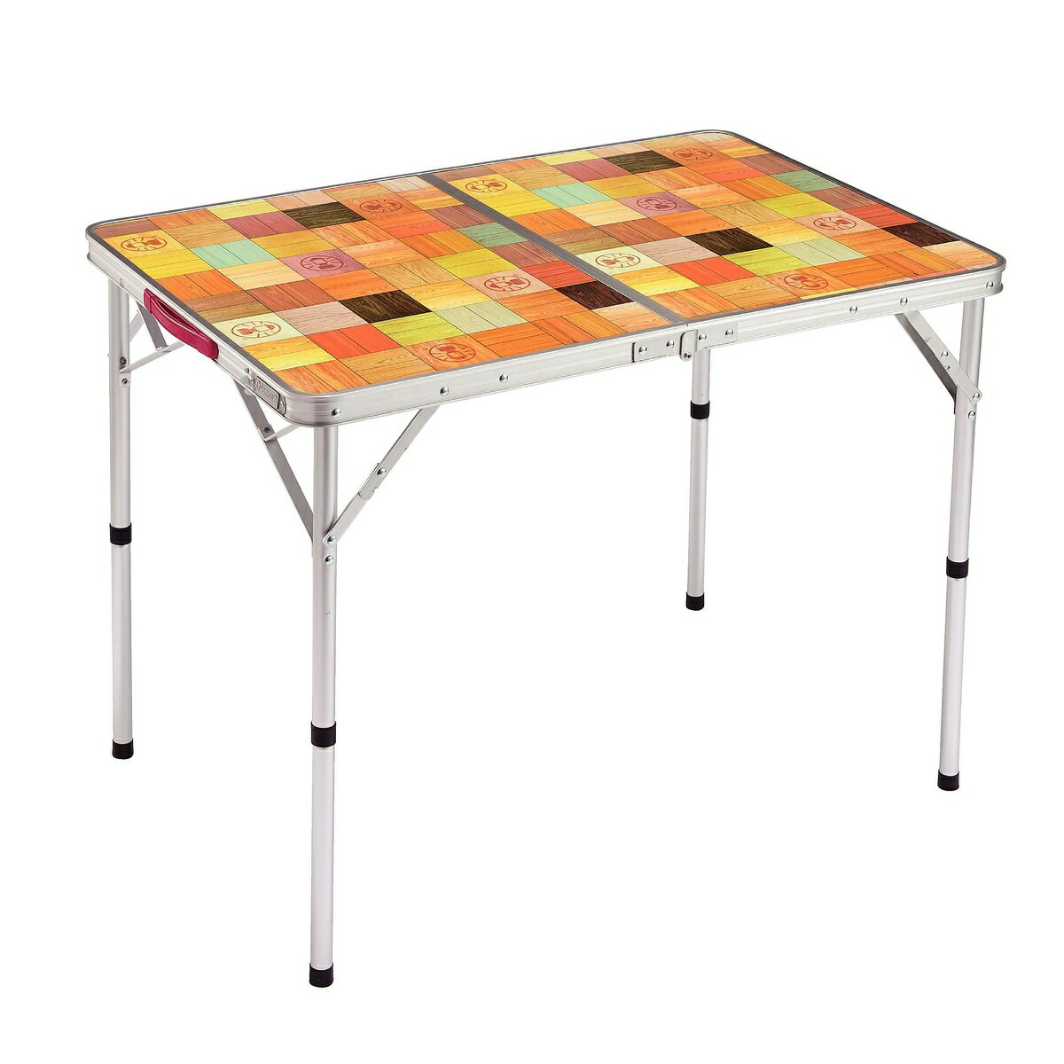 コールマン テーブル ナチュラルモザイクリビングテーブル