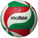 molten (モルテン) バレーボール 4号ボール プロタッチ 4号球 4 WHT V4M4550