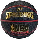 ● SPALDING (スポルディング) バスケットボール 7号ボール レッドハイライト 7 7 レッド 73-904Z