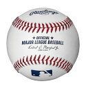 Rawlings (ローリングス) 野球 硬式球 MLB公式試合球 ROMLB6