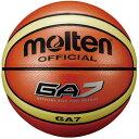 molten (モルテン) バスケットボール 7号ボール GA7 7号球 メンズ 7 ORG BGA7
