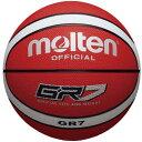 molten (モルテン) バスケットボール 7号ボール ジウジアーロ GR7 7号球 メンズ 7 RED BGR7-RW