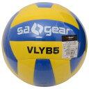 s.a.gear (エスエーギア) バレーボール 5号ボール バレーボール5号 イエロー SA-Y15-104-008