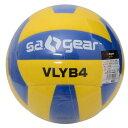 s.a.gear (エスエーギア) バレーボール 4号ボール バレーボール4号 イエロー SA-Y15-104-009