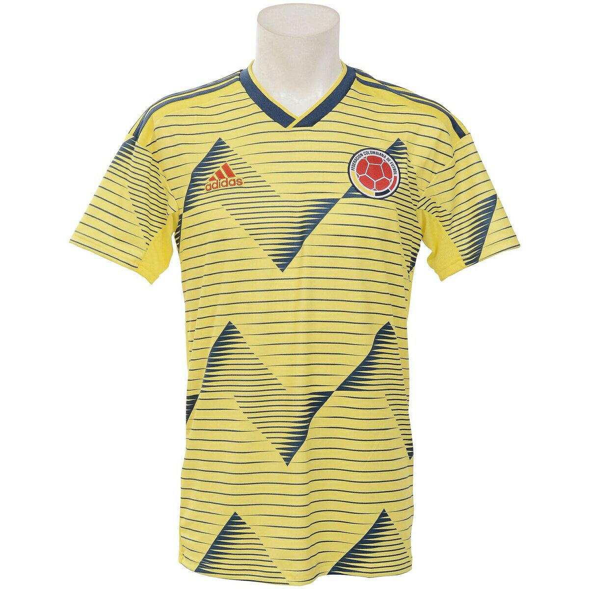 送料無料adidas(アディダス)サッカー海外クラブナショナルチームコロンビア代表ホームユニフォーム