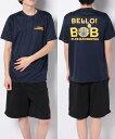 ● s.a.gear (エスエーギア) ミニオンズバドミントン半袖Tシャツ ラケットスポーツ アパレル ネイビー SA-S20-004-010