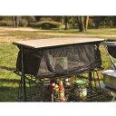 UNIFLAME (ユニフレーム) キャンプ用品 テーブルアクセサリー フィールドラック メッシュBOX 611678