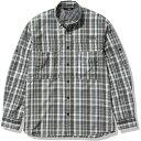 ショッピングノースフェイス ブーツ THE NORTH FACE (ノースフェイス) Seekers' Check Shirt (シーカーズチェックシャツ) トレッキング アウトドア 長袖シャツ メンズ WI NR12102 WI