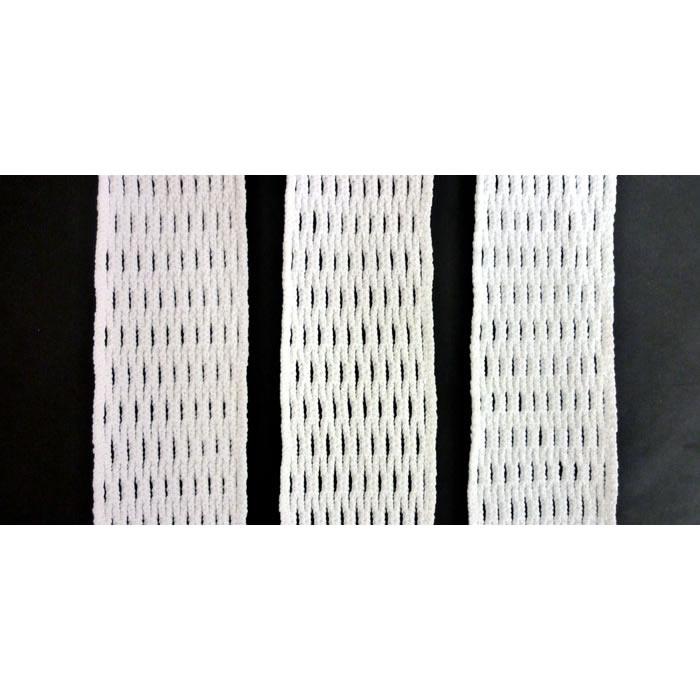 【JIMALAX】【ホワイト】トラディショナル 単品メッシュ 3個セット