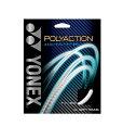 ヨネックス YONEX ソフトテニス ガット ポリアクション125 POLYACTION125【軟式テニス】【ソフトテニス ヨネックス ガット ストリング】
