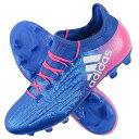 adidas アディダス サッカー スパイク エックス 16.2 ジャパン HG 28.5cm サッカースパイク アディダス soccer