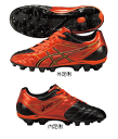 asics (Asics) 2012NEW youth soccer shoes LETHAL SNIPER2 Jr (Lee monkey sniper 2 Jr.)