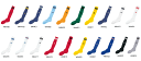 3 adidas( Adidas) soccer socks stripe game socks