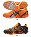 2012-2013 asics (Asics) model handball shoes GELBLAST 4 (gel blast 4)