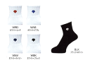 Descente (Descente) volleyball socks DVB9640