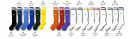 Mizuno (Mizuno) soccer socks (21-23cm)
