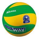 MIKASA(ミカサ) バレーボール5号球 欧州チャンピオンズリーグ大会公式試合球 MVA200CEV