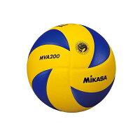 MIKASA(ミカサ) バレーボール検定5号球(高校生・一般用) 国際公認球 MVA200の画像