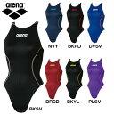 競泳水着 アリーナ ジュニア女子 FINA承認 ARN-7021WJ Jrリミック(クロスバック)X-パイソン2 [取寄] 子供用 ガールズ用 arena 水泳 競技水着 ハイレグ スイム