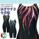 《セール》スピード(speedo) レディース フィットネス水着 ウイメンズスパッツスーツ(縫込みパッド付き) SD56N67 [あす楽 スイムウェア 競技水着 水泳 女性用]