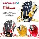 【送料無料】 Wilson(ウィルソン)! ソフトボールグローブ サイズ:11S 『クィーン 外野手用』  【野球用品】【ソフトボール用】【女子ソフトボール用】【グラブ】