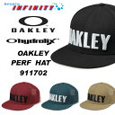 OAKLEY(オークリー)! キャップ 『OAKLEY PERF HAT』  【キャップ】【アクセサリー】【帽子】