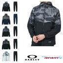 【返品 交換不可】OAKLEY(オークリー)! ウィンドブレーカー上下組『Enhance Wind Jacket 10.0 Pants』 <FOA400806-FOA400823>