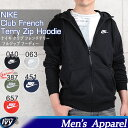 10%OFF CLUB FRENCH TERRY FULL ZIP HOODY